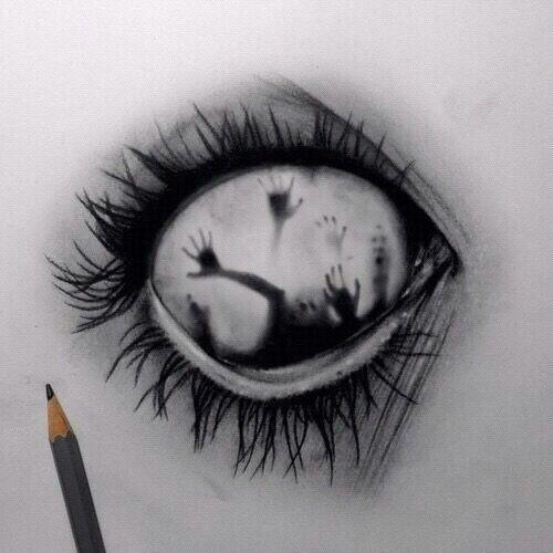Drawings Draw Eyes Drawing Stuff Ideas Evil Eye Forward Ogen