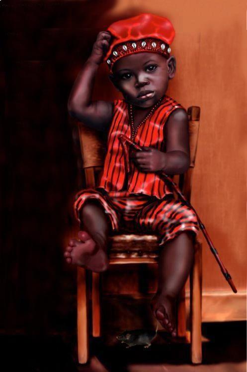 Maferefun Eleggua...