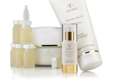 "Royal Jelly: The ""sacred youth elixir"" #JAFRA #RoyalJelly #Skincare"