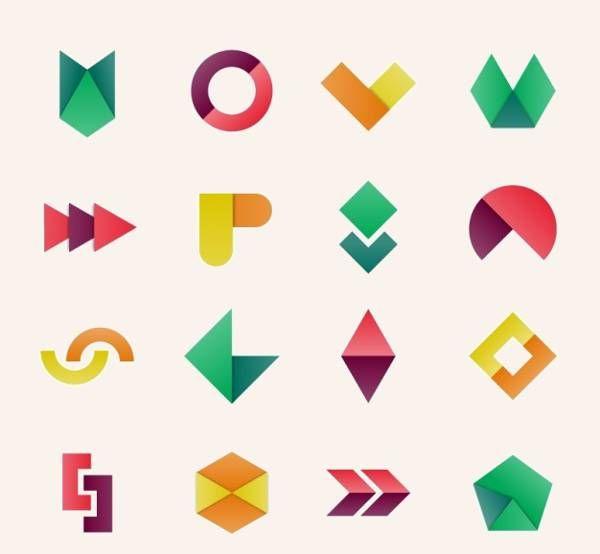 Pin By Ian Potts On Aaf Logo Basic Shapes Design Geometric