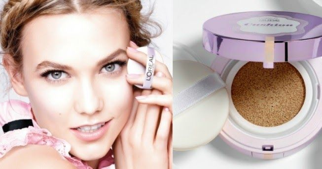 Cosmetics Delux : GIVE AWAY. #taptap- NUDE MAGIQUE CUSHION FOUNDATION, L' Oreal Paris