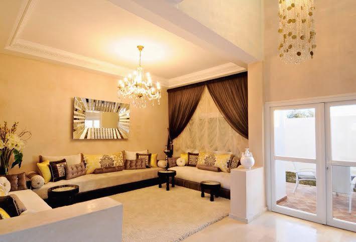 Meilleur tissu pour salon marocain 2016 exposé par les spécialistes dans le domaine de décoration intérieure des salons pour maison, appartements, salle ou autre pièce. Nous avons nombreux point de vente salon marocain et les accessoires, rejoignez nous dans les… Savoir plus