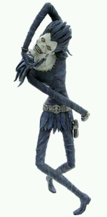 Ryuk from Death Note Dance PPAP - YouTube