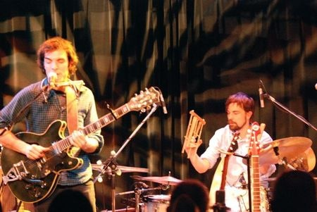 Review of The Barr Brothers in Ottawa, ON - March 3 - 2012