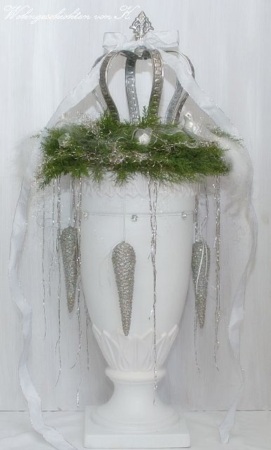 35 best images about shabby weihnachtsdeko on pinterest for Shabby chic weihnachtsdeko