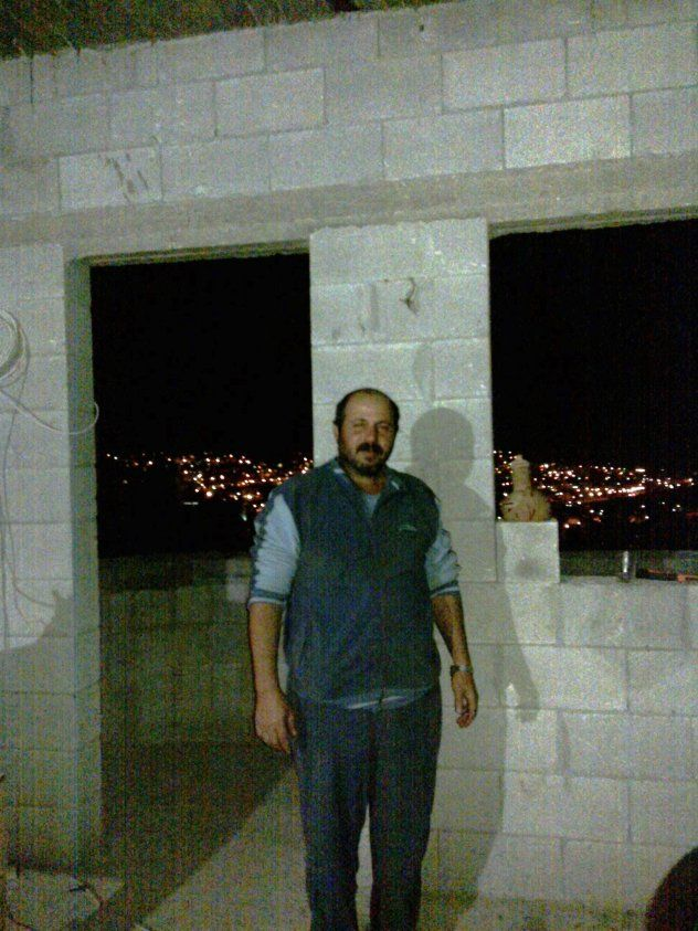 Saleh from Palestine, Home Staging