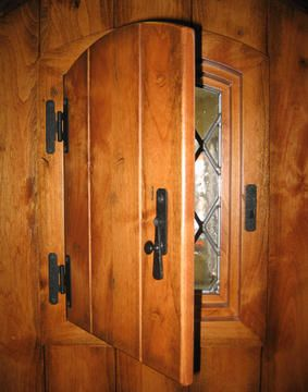 Speak Easy Details - This site offers custom-made doors including a variety of : speakeasy door - pezcame.com