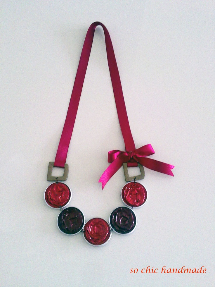 Nespresso necklace