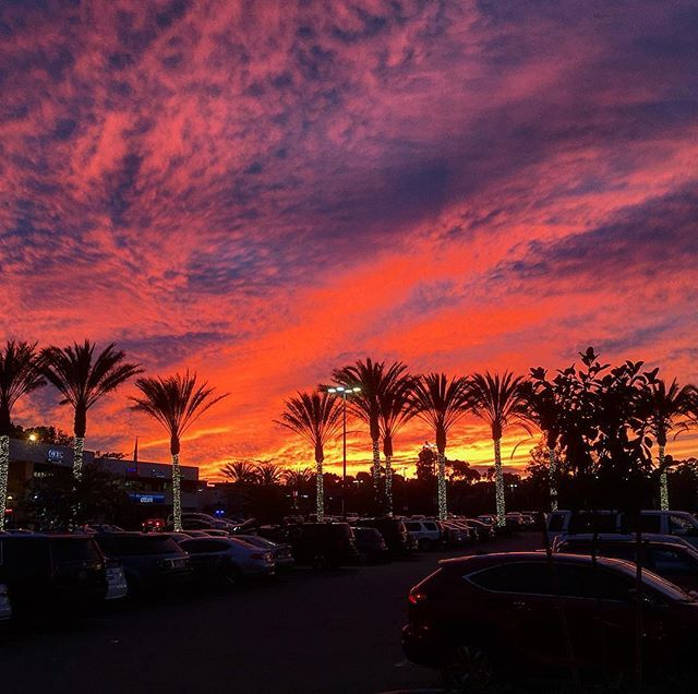 The view of the sunset tonight at work needs no filter, it was just that beautiful... #sunset #skypainters #nature #beautiful #lajolla #westcoastsunset #sandiego #lajollalocals #sandiegoconnection #sdlocals - posted by r2d2grrl  https://www.instagram.com/r2d2grrl. See more post on La Jolla at http://LaJollaLocals.com