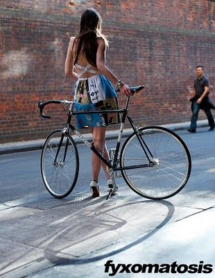 Busyman Bicycles: Super Frock