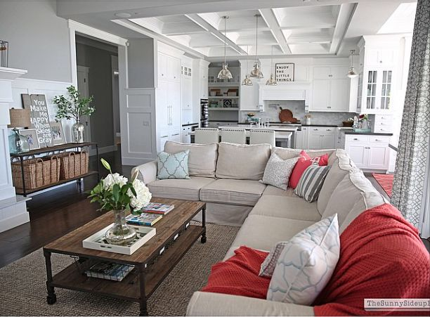 453 best LIVING images on Pinterest | Living spaces, Living room ...