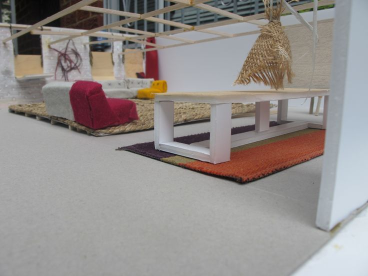 Koskela Furniture Design Material Model
