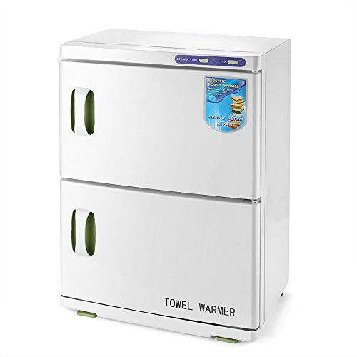 Flexzion Hot Towel Heater Warmer Cabinet with UV Sterilizer Ultraviolet 2 in 1 Electric Equipment 46L Capacity for Massage Facial Spa Beauty Salon Nails Shop GYM Home and Commercial Use. For product & price info go to:  https://beautyworld.today/products/flexzion-hot-towel-heater-warmer-cabinet-with-uv-sterilizer-ultraviolet-2-in-1-electric-equipment-46l-capacity-for-massage-facial-spa-beauty-salon-nails-shop-gym-home-and-commercial-use/