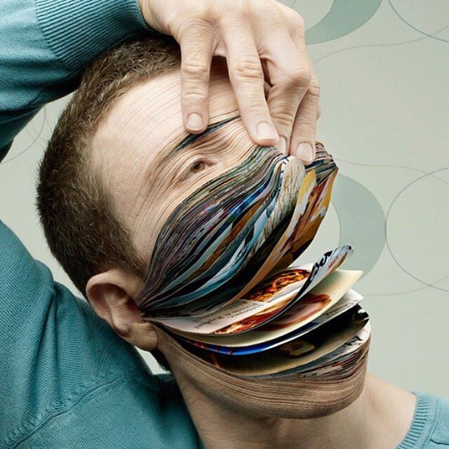 "Face""book"" by Waldo Lee :))))"