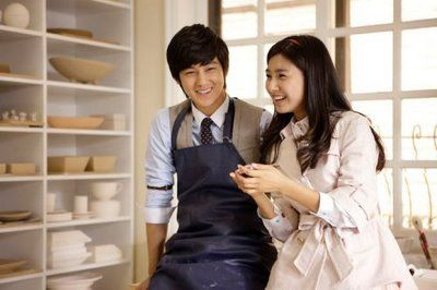 Ga Eul and Yi Jung from Boys Over Flowers