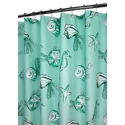 Watershed Sea Life Shower Curtain in Seaspray