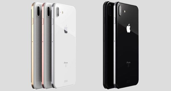 iPhone 8 (aka iPhone X) Edition Concept Takes a Part of its Design From the 4th iPhone