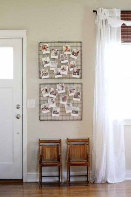 Beautiful Polaroid Photos Display Idea (61)