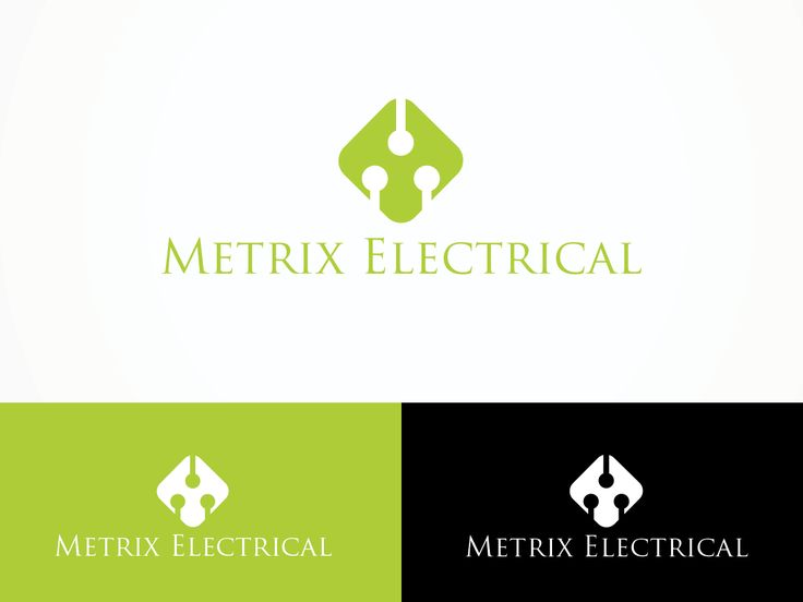 Logo Design by elegntblue for Logo design for a sustainable electrical services…