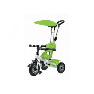 Tricicleta copii MyKids Carello 3CYCLE Bobbie Verde
