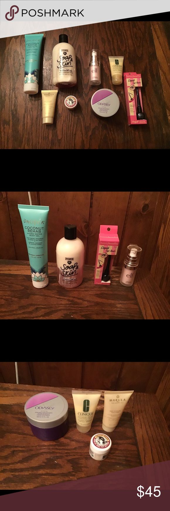 Mixed Beauty Products Everything is Brand New Never been