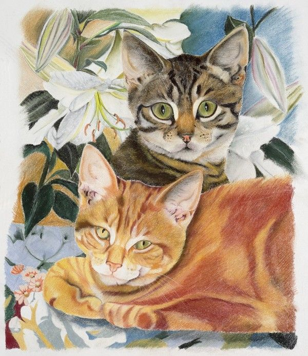 Anne Robinson art