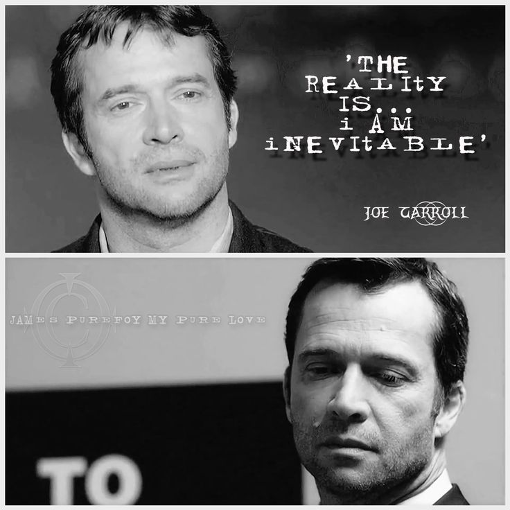 JAMES PUREFOY... The Reality Is...You Are Inevitable!