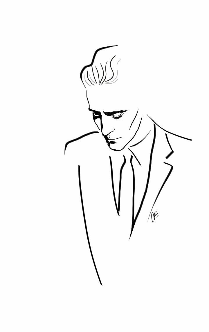 """""""Here's what I'll say. I believe that nothing is certain and fixed, so you have to make the best efforts to treasure things, and not fall into the trap of letting things be destroyed. Because they can be."""" - Tom Hiddleston"""