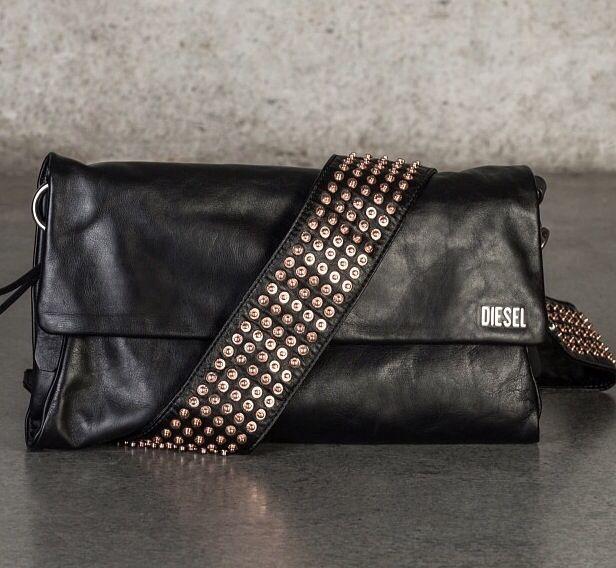 Diesel brand purse