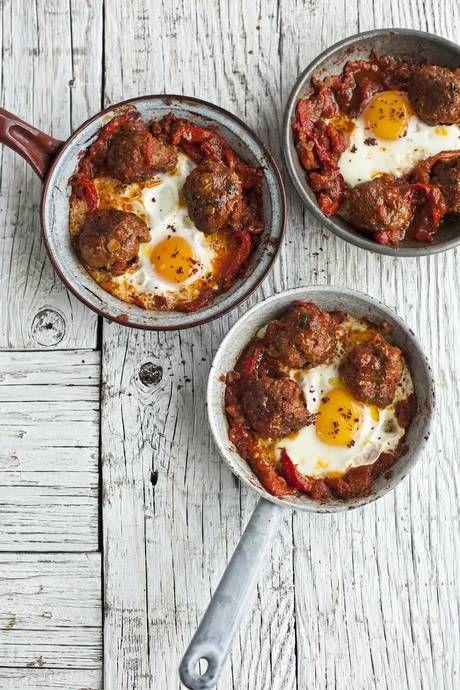 10 Best Meatball Recipes on Pinterest