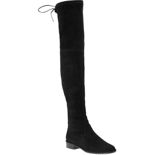 25  best ideas about Thigh High Boots Flat on Pinterest | Suede ...