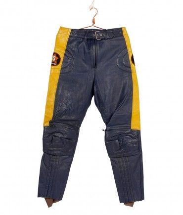 #vintagerace  #Leatherrace pant 70s