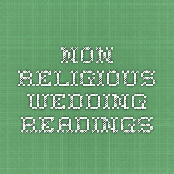 Top 25+ Best Non Religious Wedding Vows Ideas On Pinterest