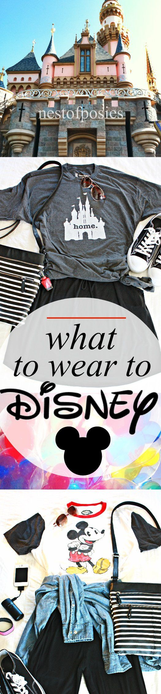 What to wear to Disney