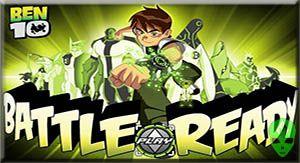 Ben 10 Battle Ready Game | jogo ben 10 pronto para a batalha domine 10 diferentes formas ...