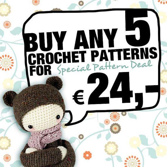 Zabbez Crochet Patterns : ... Pinterest Amigurumi, Amigurumi Patterns and Free Amigurumi Patterns