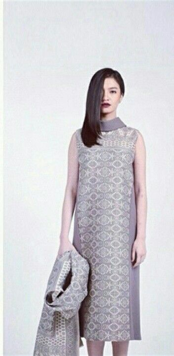 Batik /songket.nice dress