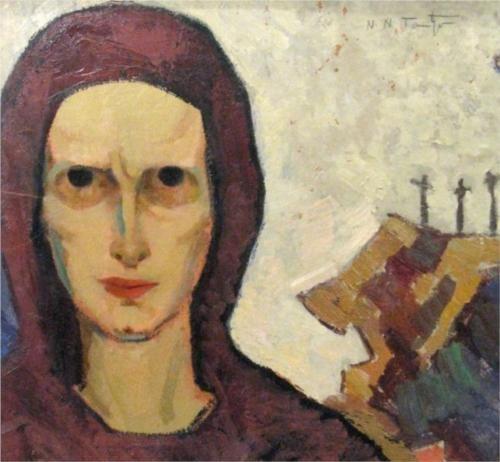 Nicolae Tonitza (Romanian: 1886-1940)   After War