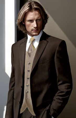 dark brown suit - Google Search
