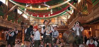 Oktoberfest 2014 - Veselica od  prvého kroku nástupu na palubu vlaku
