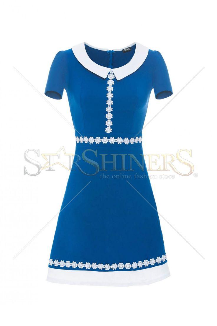 Artista Pupil Allure Blue Dress