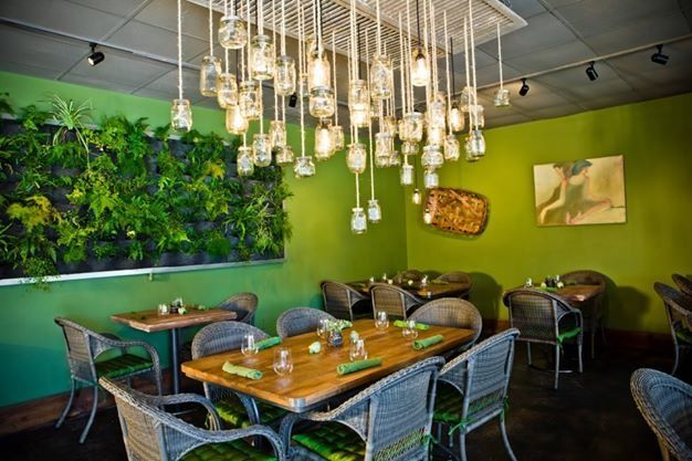 fern - flavors from the garden, 1323 Central Avenue,  28205 Charlotte NC - Vegetarian restaurant with a large selection of varied and delicious #meatless and vegan dishes.