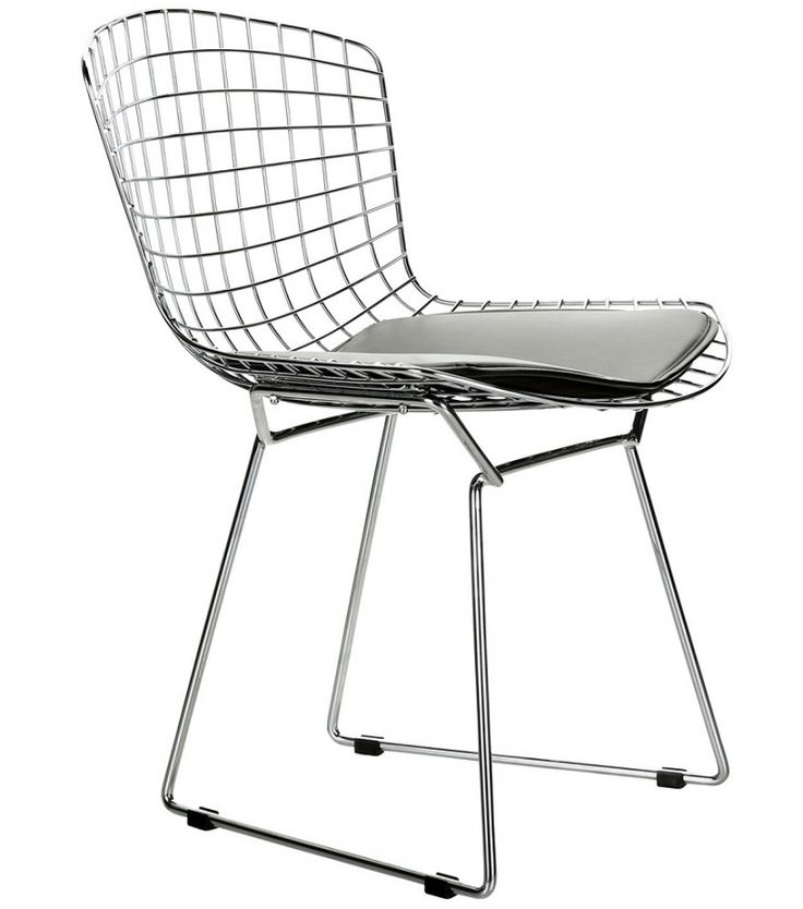 Fesselnd Bertoia Is A Chair Designed By Harry Bertoia For Knoll. Harry Bertoiau0027s  1950 Experiment With Bending Metal Rods Into Practical Art Produced A  Revered ...