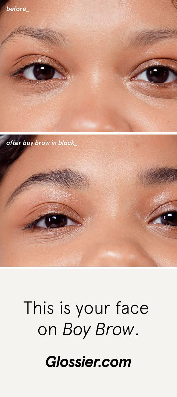 Boy Brow Makeup Pinterest Eyebrow Makeup And Makeup Ideas