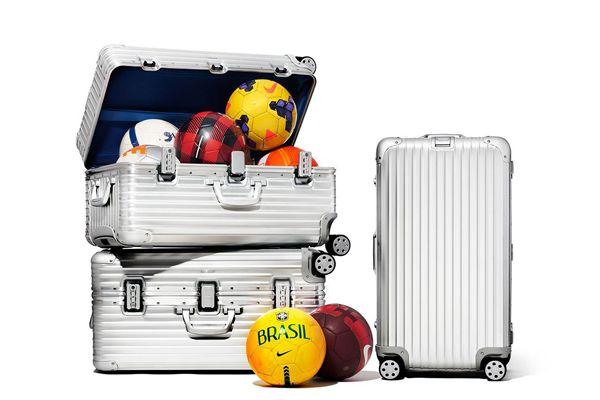 时尚运动风,RIMOWA 推出全新 Topas Travel Sport 系列旅行箱 | 理想生活实验室