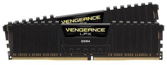 Corsair Vengeance LPX DDR4 2666 MHz 32 Gt (2 x 16 Gt) ‐muistimodulipaketti