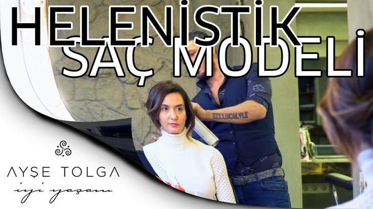 Helenistik Topuz | Nedim Doğulu ile Saç Şekillendirme