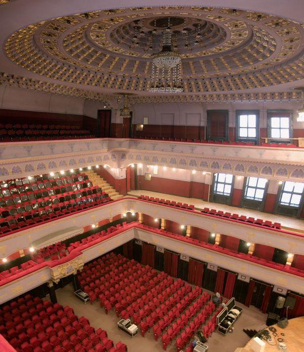 Music Hall of the Marosvásárhely Culture Palace - 2013