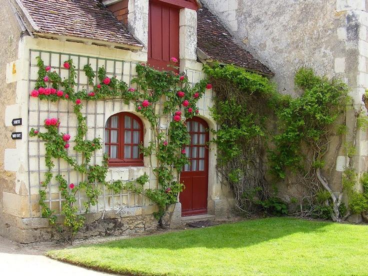 Les 147 meilleures images du tableau jolies maisons sur for Maison style cottage