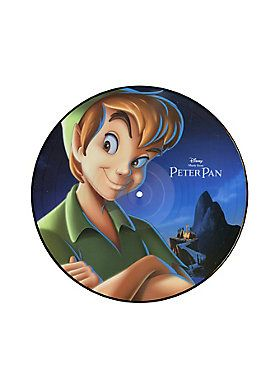 <p>Songs from the <i>Peter Pan</i> soundtrack on an exclusive…